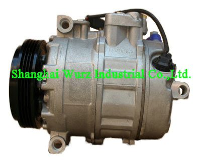 7SEU16C BMW E65 4PK 110MM AUTO AC COMPRESSOR E65 COOLING pump