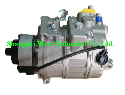 7SEU16C for Audi Q7 R8 compressor