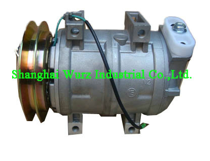DKS15CH compressor for ​Hitachi Excavator OEM​ 506011-7441​  24V​