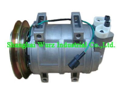 DKS15D compressor for Hitachi Craner 1GV 24V