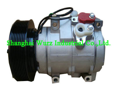 10S17C for Caterpillar Excavator 330CL 325C air compressor